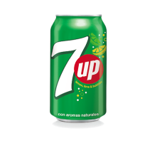 seven up 33 cl